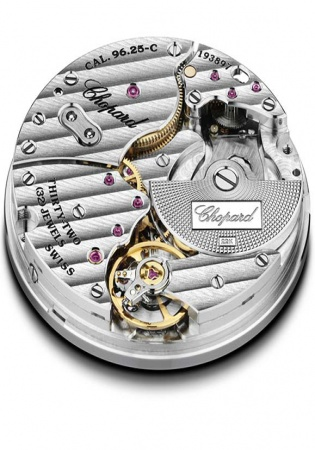 Chopard's new imperiale watch collection moonphase